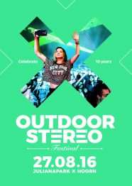 Outdoor-Stereo